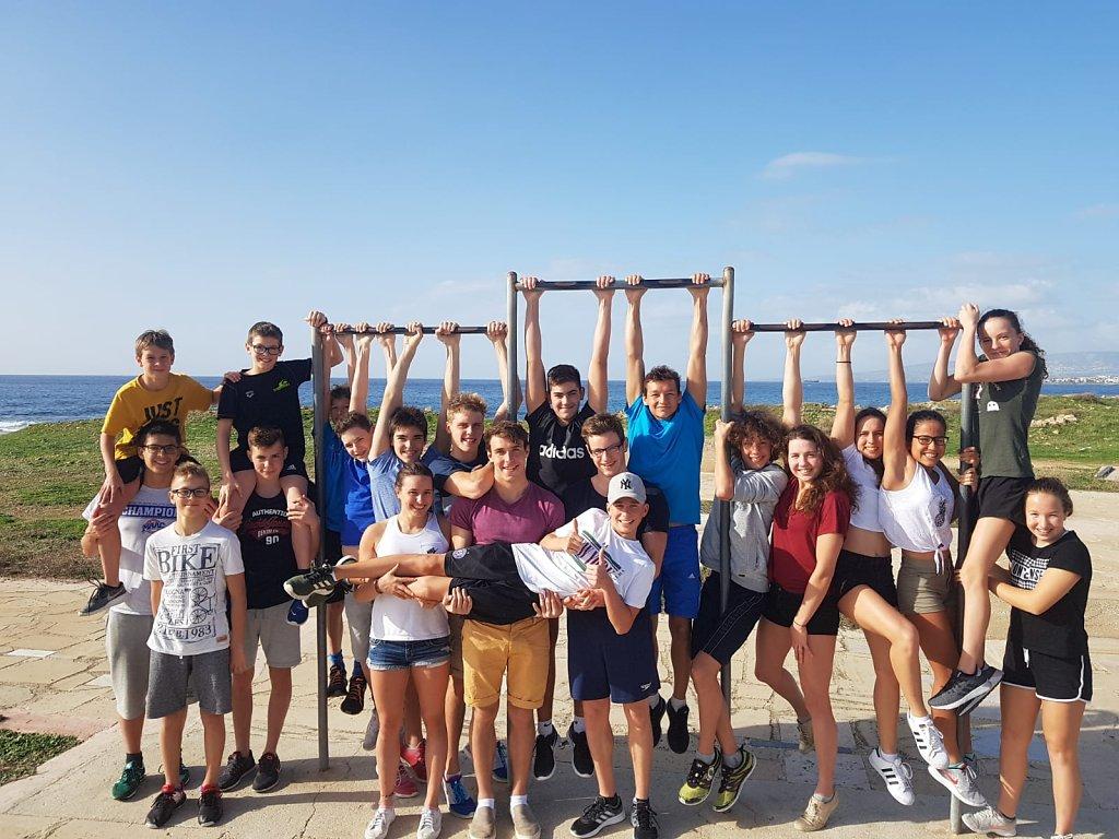 Trainingslager Zypern